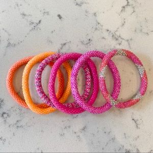 Lily and Laura Bracelet Set
